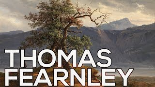 Thomas Fearnley: A collection of 51 paintings (HD)