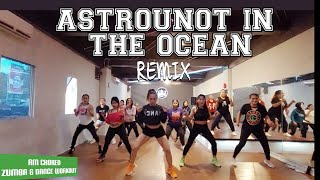 Astrounot In The Ocean Remix Masked Wolf Zumba Dance Workout Choreography