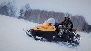 Снегоход Тайга 550 SE