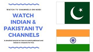 Download Watch Indian And Pakistani Live Tv Channels For
