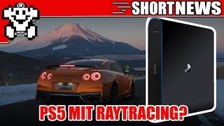 PS5 mit Raytracing? / Nvidia GTX 11er Serie kommt! - ShortNerdNews 363