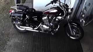 Yamaha Virago 125 [HD] 05.03.14