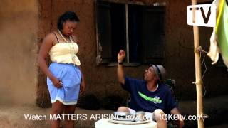Ruth Kadiri Cant Do Anything Right Before Majid Michel In  Matters Arising