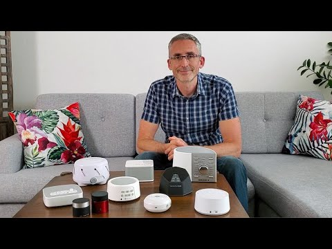 The Best White Noise Machines:10 Reviewed And Compared