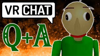 QnA time! Ask Baldi your questions! (50k Special)!
