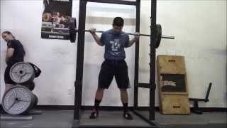 Supersquats week1 workout 3 5 23 15