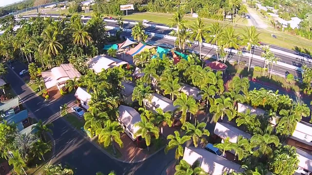 Cairns Coconut Holiday Resort - BIG4 Cairns - YouTube