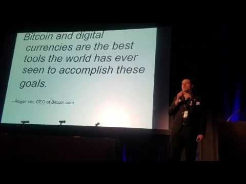 Roger Ver   How Digital Currency Will Change The World   2017 North American #Bitcoin Conference