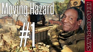 zOMBIES!!!! - Moving Hazard Gameplay - Let's play Part 1  @MovingHazard