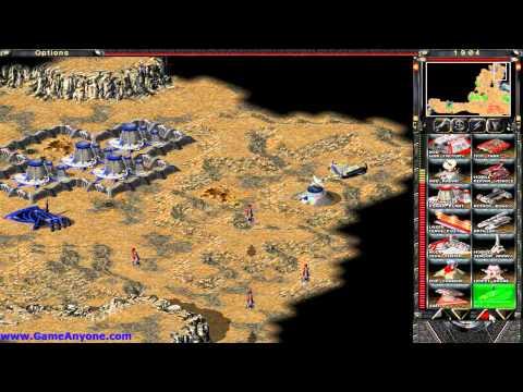 Command & Conquer Tiberian Sun Firestorm Hard - Nod - 07: Determined Retribution 1/1