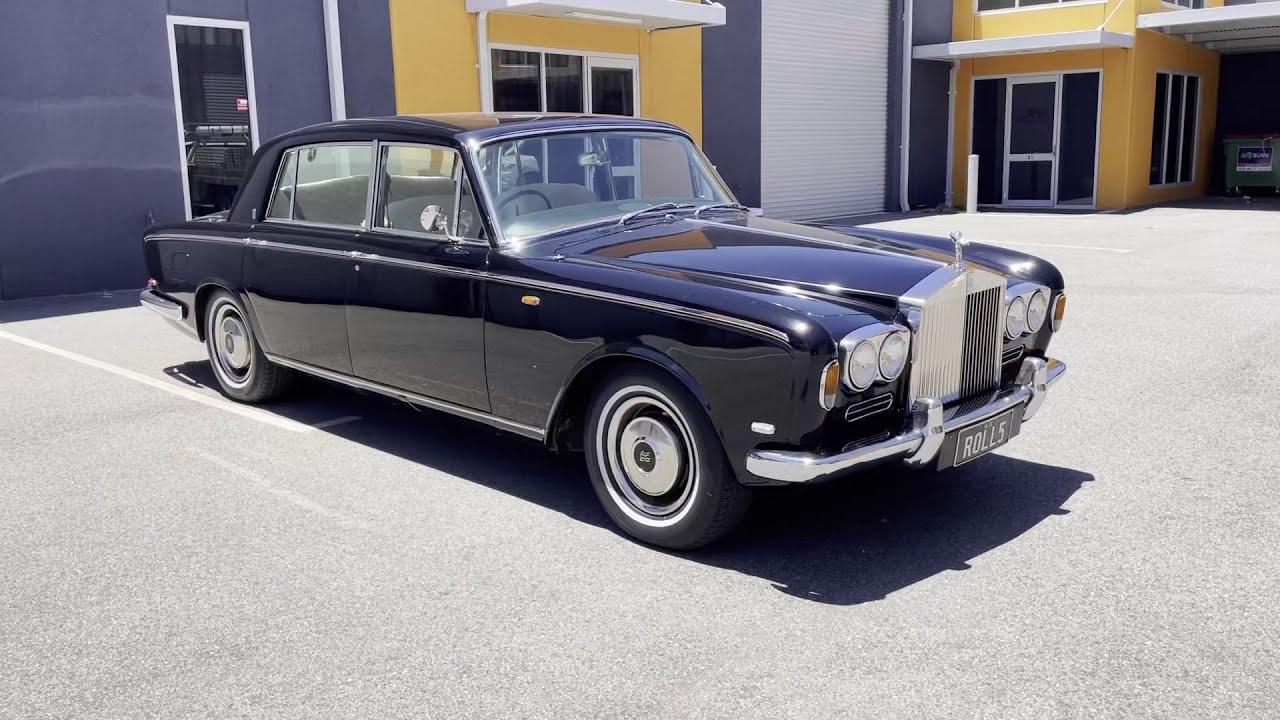 Rolls Royce Silver Shadow LWB 1970