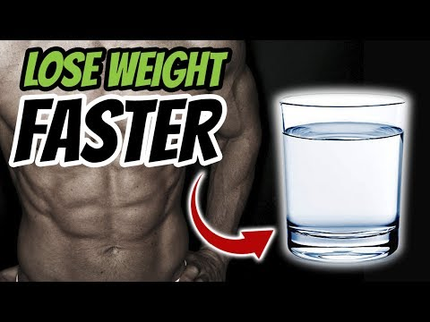 How Much Water Should I Drink Per Day To Lose Weight Fast? (EASY TIP) | LiveLeanTV