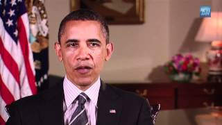 President Obama Honors Raoul Wallenberg