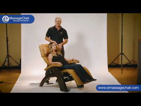Human Touch Perfect Chair PC 600 Omni Motion Silhouette