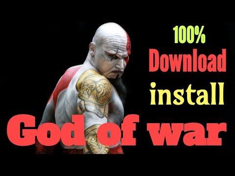 God of War game download /Technology salahakar