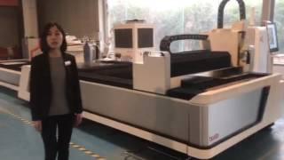 BODOR fiber laser machine 4000W IPG