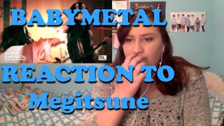 Reaction to Megitsune by Babymetal