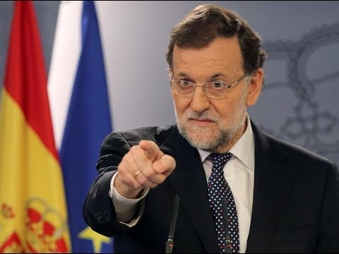 Spanish PM Says He'll Remove Catalonia's Leadership - LIVE BREAKING NEWS COVERAGE