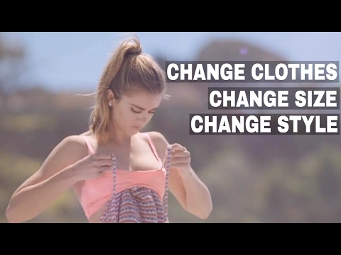 The Undress  Change Clothes in Public Without Getting Naked. Change Sizes. Change Styles