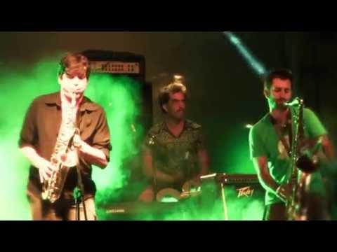 MOTTA en vivo en San Patricio 2014 - ALLEY PANG