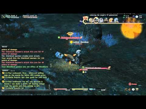 Let's Play Final Fantasy XIV [196] Woo Earring, Let's Level Lancer Nao~