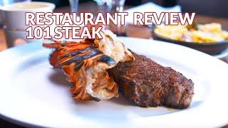 Restaurant Review - 101 Steak | Atlanta Eats