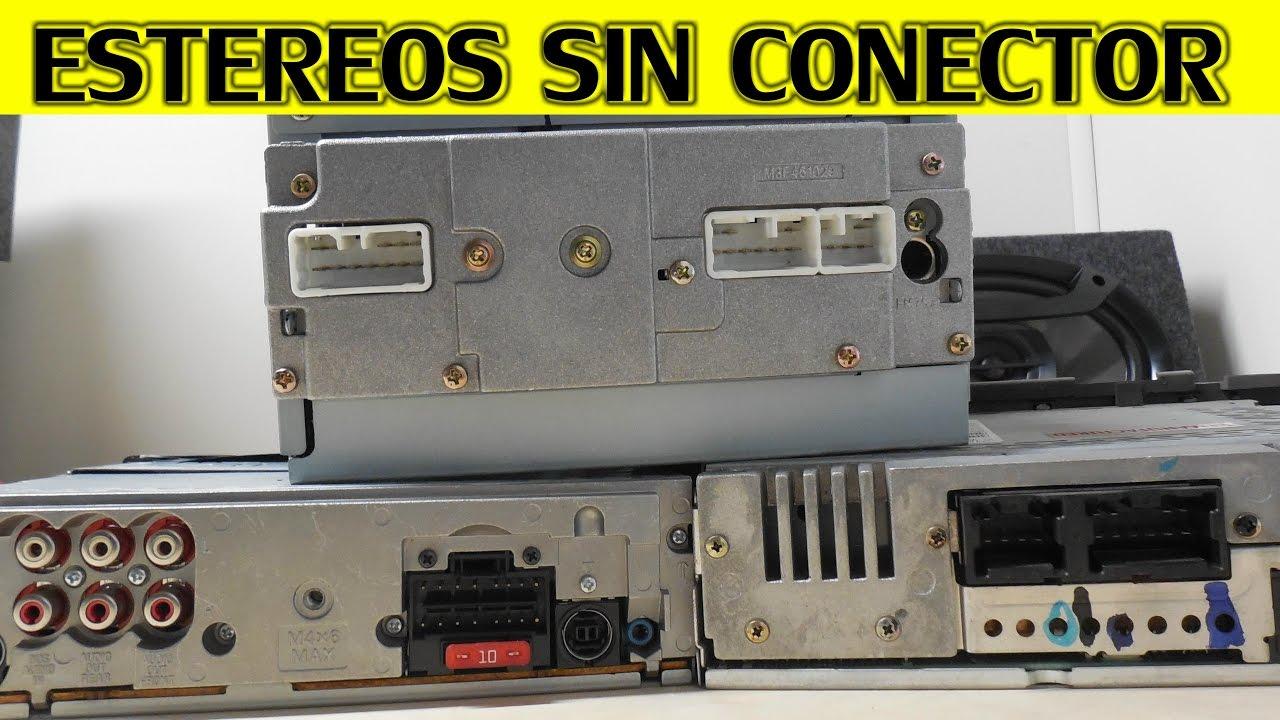 My Link Chevrolet >> TIPS PARA AUTOESTEREOS QUE YA NO TIENEN CONECTOR - YouTube
