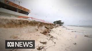 Roads, parks swallowed by the sea as WA battles coastal erosion | ABC News