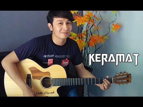 (Rhoma Irama) Keramat - Nathan Fingerstyle | Guitar Cover