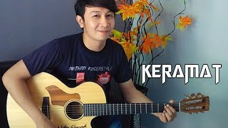 Download (Rhoma Irama) Keramat - Nathan Fingerstyle | Guitar Cover Mp3