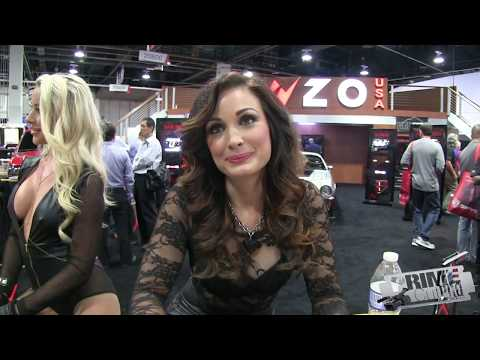 Highlights from SEMA Auto Show