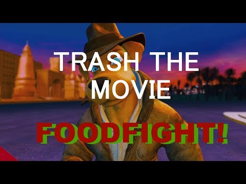 The Worst Animated Movie Ever: Foodfight!