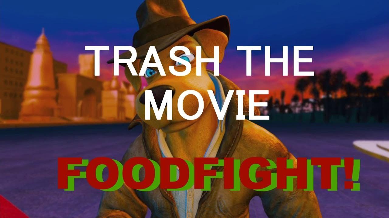 Foodfight Movie Mr Clipboard