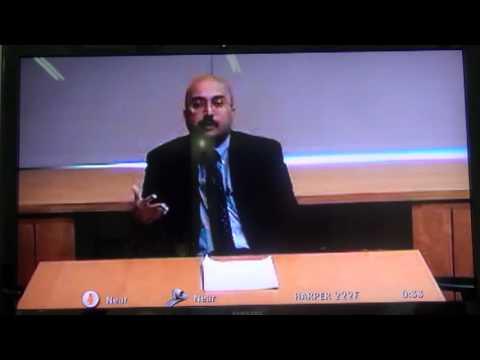 Interaction 8 of The Podium - Dr. Sunil Kumar