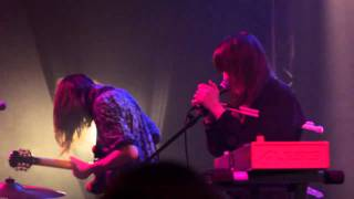"Esben and the Witch - ""Marching Song"" (Live in Brighton, 2011)"