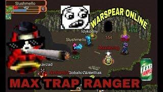 Warspear Online MAX TRAP RANGER