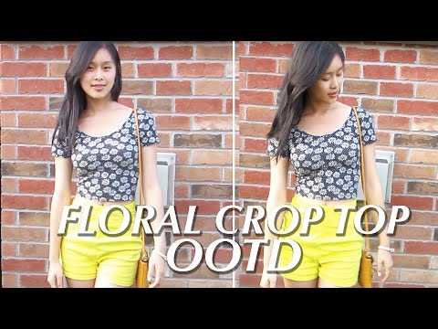How to style work + casual outfits: Floral top editionиз YouTube · Длительность: 5 мин5 с
