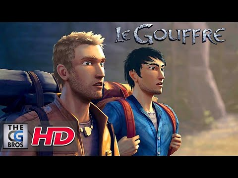 "**Award Winning** CGI 3D Animated Short  Film:  ""LeGouffre (The Gulf)"" - by Lightning Boy Studio"