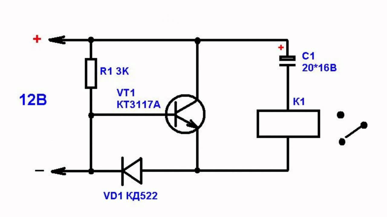 Схема мультивибратора на реле фото 580