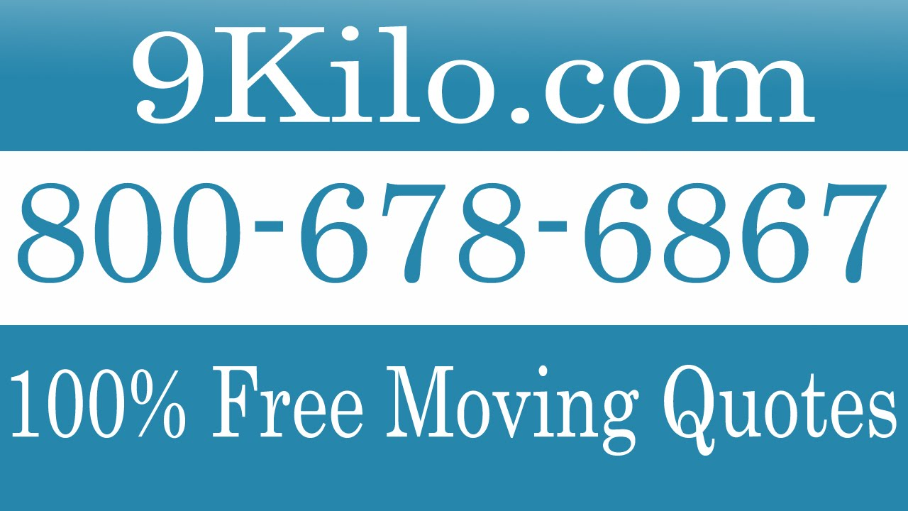 Moving Company Quotes Top 10 National Moving Companies  Call 8006786867  Youtube
