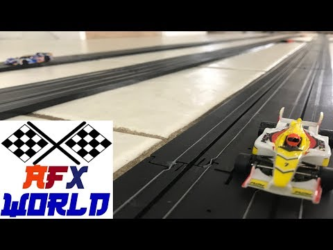 SLOT CAR DRAG RACING – AFX MEGA G + UPGRADE – TEST REVIEW – EPISODE FOUR SE04