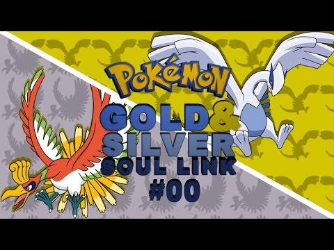 CHOOSE OUR STARTERS!!! Pokemon Gold And Silver Soul Link W/Venom Gamer21 Episode 00