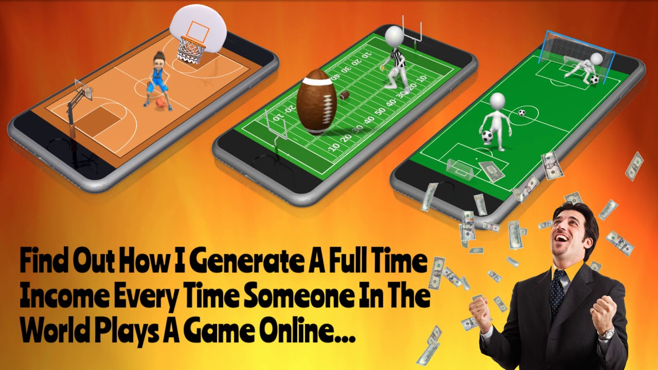 How To Make Money Online Gaming Make Money Playing Games Video Youtube