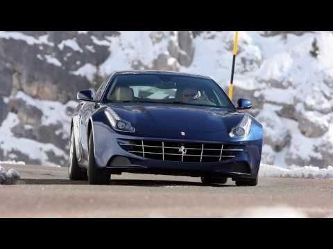 Ferrari FF Blue (2012)