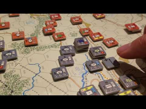 EFS:  Army Group South Module early game play comments /3