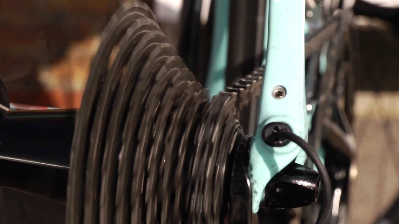 How To Adjust Shimano Di2 Electronic Gears On A Road Bike Youtube