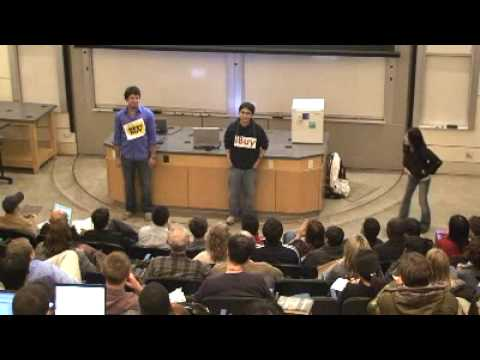 CS147 2008: Intro to Human-Computer Interaction Design