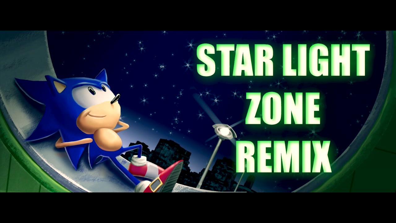 Sonic 1 - Star Light Zone (Dance Remix)
