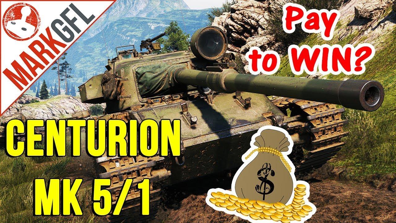 Centurion Mk  5/1 RAAC