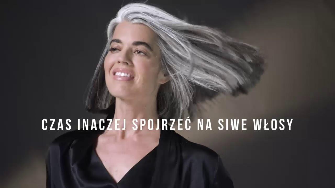 Pantene Hair Biology Czas Inaczej Spojrzeć Na Siwe Włosy Powerofgray